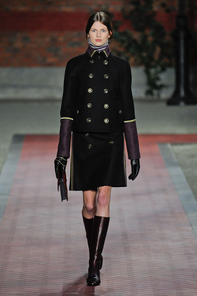 Tommy Hilfiger at New York Fall 2012