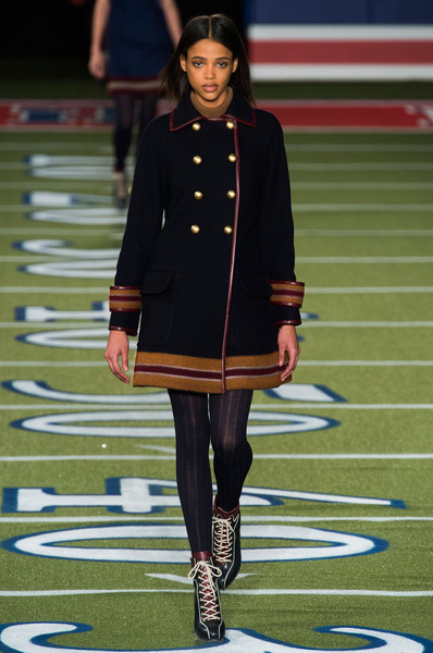 Tommy Hilfiger at New York Fall 2015
