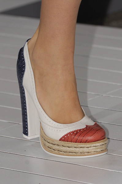 Tommy Hilfiger at New York Spring 2013 (Details)