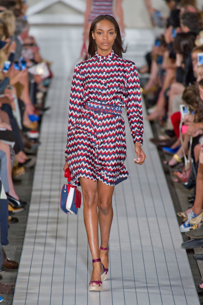 Tommy Hilfiger at New York Spring 2013