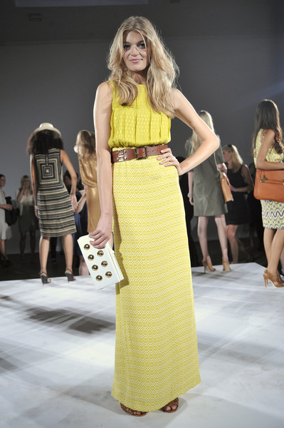 Tory Burch at New York Spring 2009