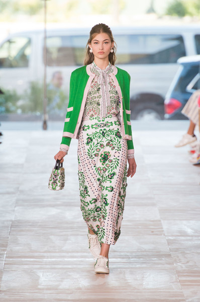 Tory Burch at New York Spring 2017