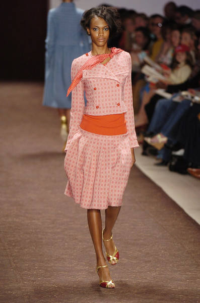 Tracy Reese at New York Fall 2005