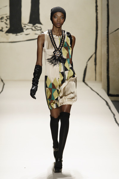 Tracy Reese at New York Fall 2009