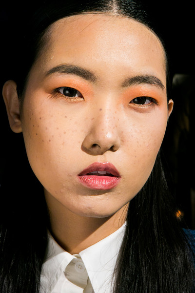 Tracy Reese at New York Fall 2017 (Backstage)
