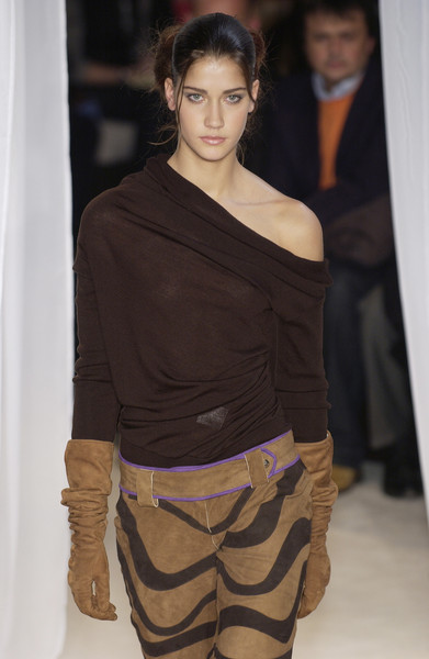 Trussardi 1911 at Milan Fall 2005
