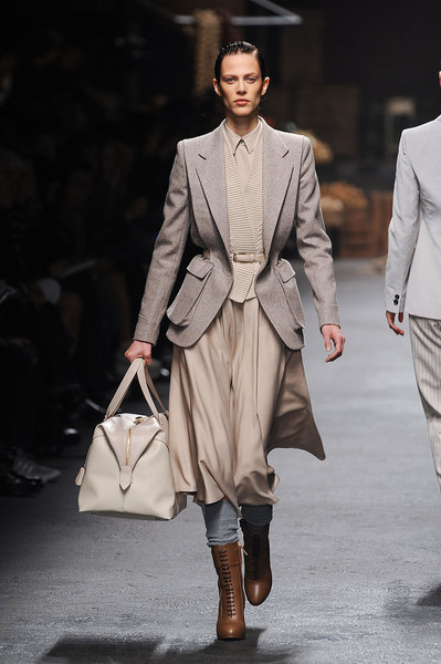 Trussardi 1911 at Milan Fall 2012