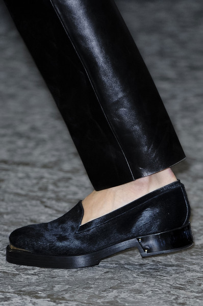 Trussardi 1911 at Milan Fall 2013 (Details)