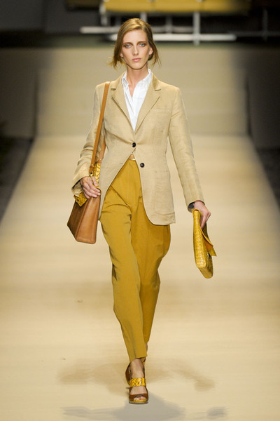 Trussardi 1911 at Milan Spring 2012