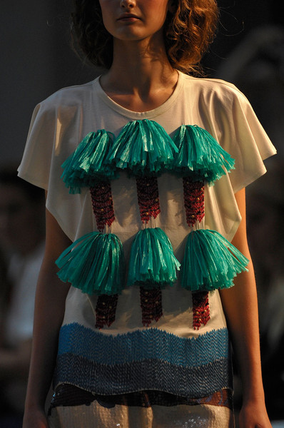 Tsumori Chisato at Paris Spring 2012 (Details)