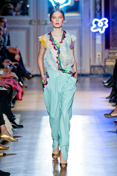 Tsumori Chisato at Paris Spring 2013