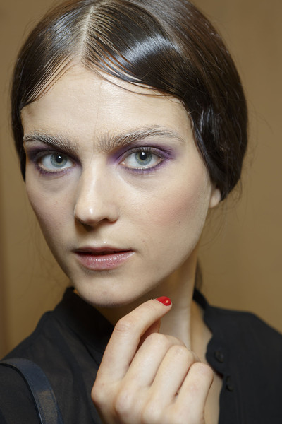Tsumori Chisato at Paris Spring 2015 (Backstage)