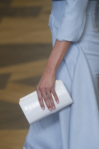Ulyana Sergeenko at Couture Fall 2018 (Details)