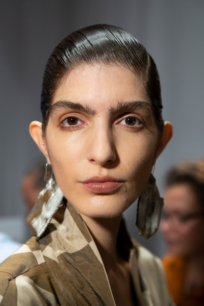 Uma Wang at Paris Spring 2020 (Backstage)