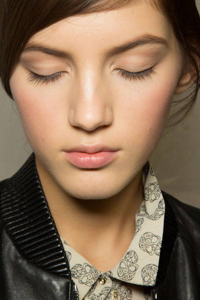 Valentino at Paris Spring 2013 (Backstage)
