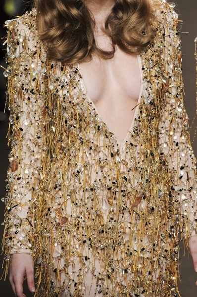 Vauthier at Couture Spring 2011 (Details)