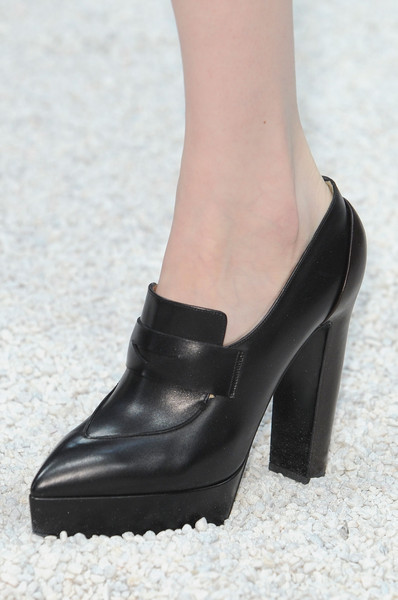 Vera Wang Penny loafer pumps wryWO8OqEt