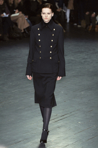 Veronique Branquinho at Paris Fall 2005