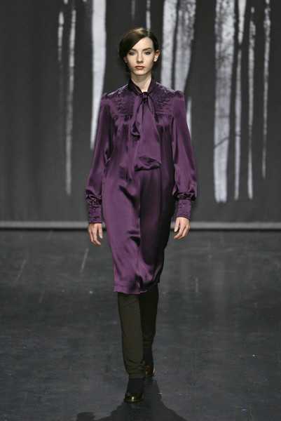 Veronique Branquinho at Paris Fall 2007