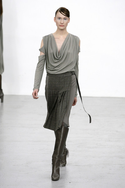 Veronique Branquinho at Paris Fall 2009