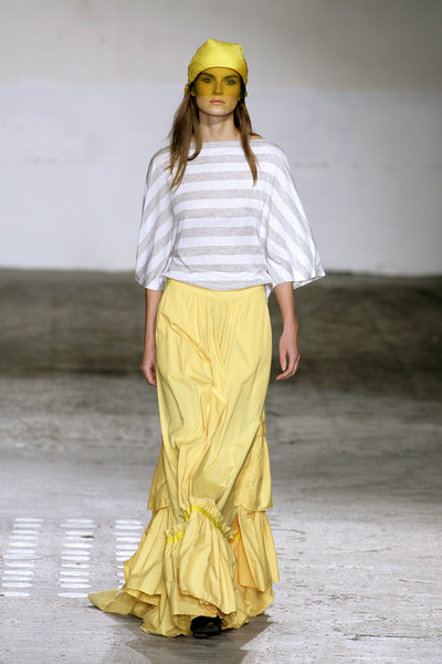 Veronique Branquinho at Paris Spring 2008
