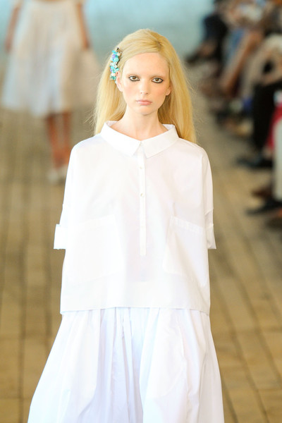 Véronique Leroy at Paris Spring 2012