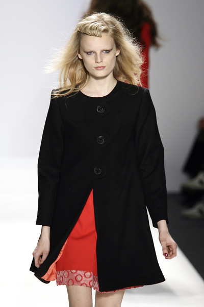 Verrier at New York Fall 2009