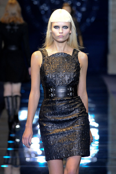 Versace at Milan Fall 2012