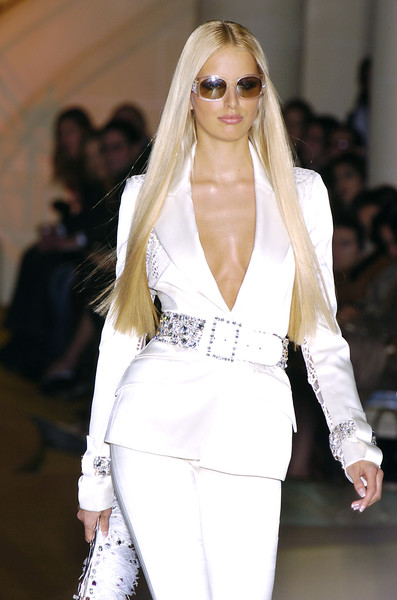 Versace at Couture Spring 2004
