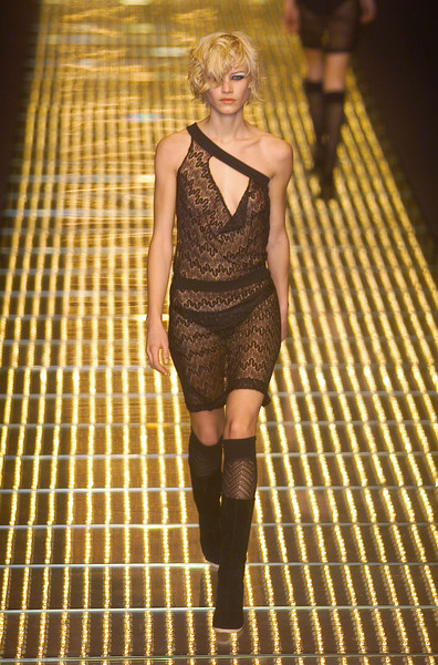 Versus at Milan Fall 2001