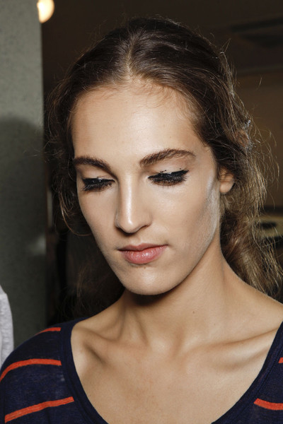 Versus at Milan Spring 2012 (Backstage)