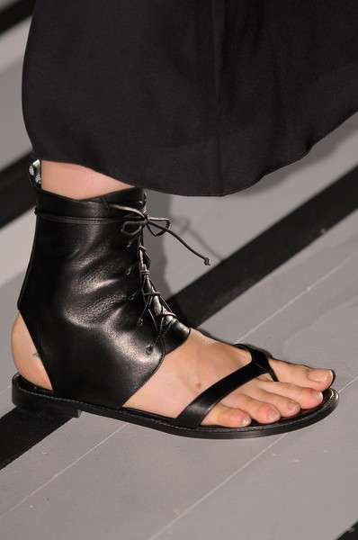 Victoria Beckham at New York Spring 2013 (Details)