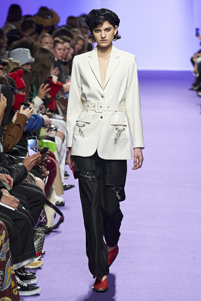 Victoria & Tomas at Paris Fall 2020