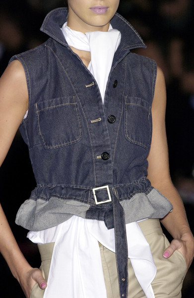 Viktor & Rolf at Paris Spring 2004 (Details)