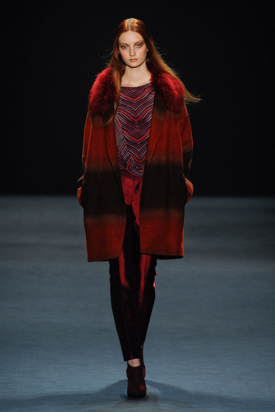 Vivienne Tam at New York Fall 2012