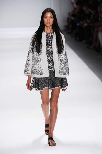 Vivienne Tam at New York Spring 2014