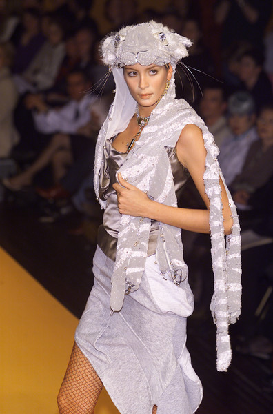 Vivienne Westwood at Paris Fall 2001