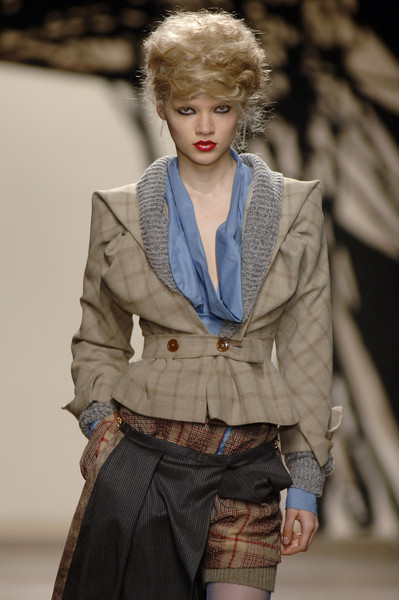 Vivienne Westwood at Paris Fall 2006