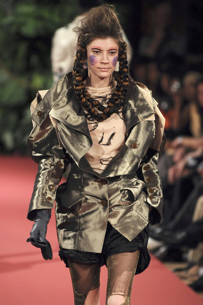 Vivienne Westwood at Paris Fall 2008