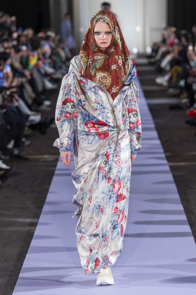 Vivienne Westwood at Paris Fall 2019