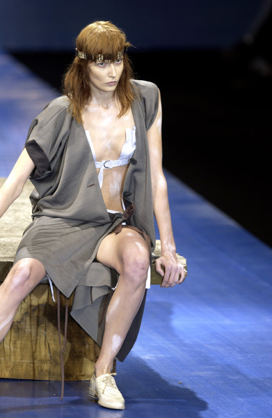 Vivienne Westwood at Paris Spring 2004