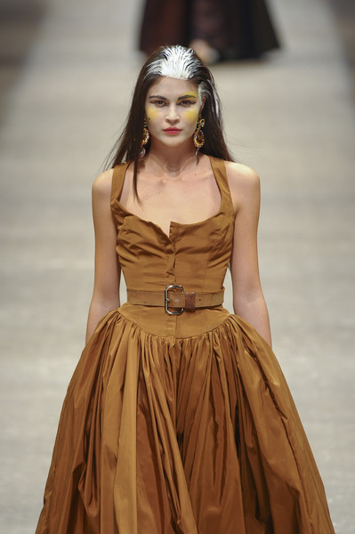 Vivienne Westwood at Paris Spring 2011