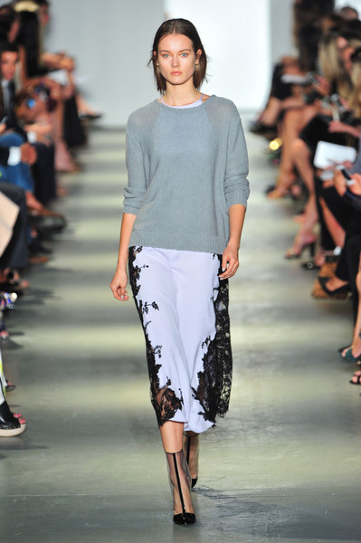 Wes Gordon at New York Spring 2014