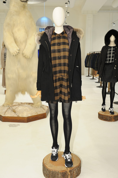 Woolrich John Rich & Bros at Milan Fall 2014