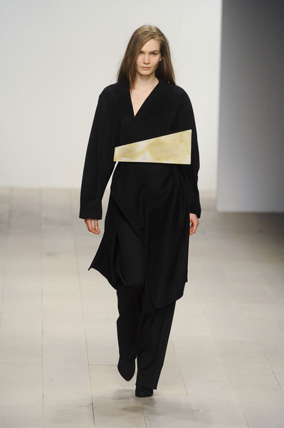 Yifang Wan at London Fall 2012