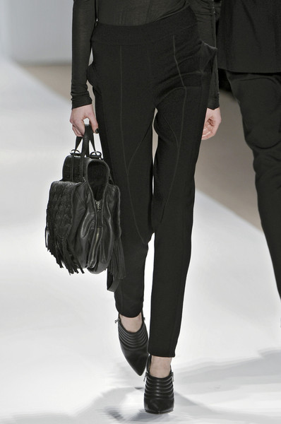 Yigal Azrouël at New York Fall 2010 (Details)