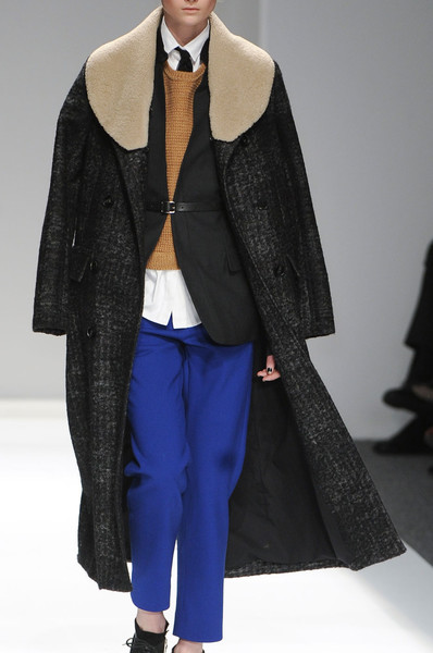 Yigal Azrouël at New York Fall 2011 (Details)