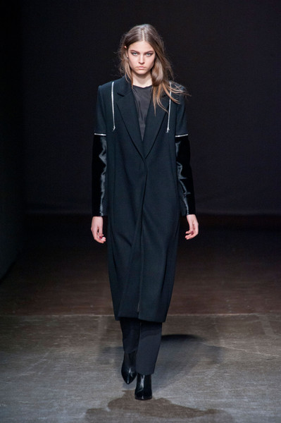 Yigal Azrouël at New York Fall 2013