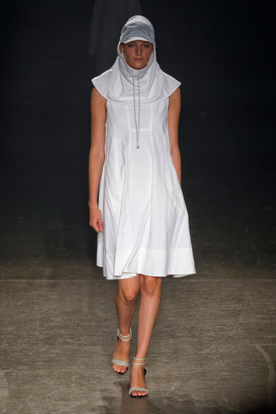 Yigal Azrouël at New York Spring 2013