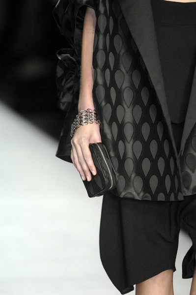 Yves Saint Laurent at Paris Spring 2009 (Details)